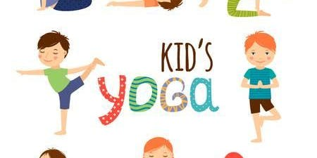 2nd Sunday Kids Yoga in the Park!