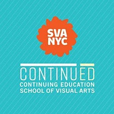 Division of Continuing Education, School of Visual Arts logo