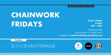 Chainwork Fridays with Tom Lyons / ConsenSys Tickets