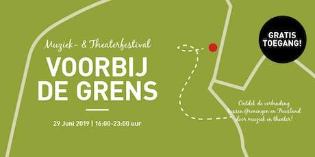 Festival Voorbij de Grens 2019 tickets