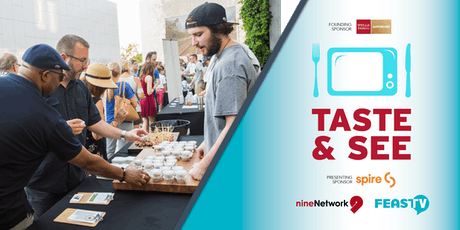 2019 Taste & See with Nine Network and Feast TV: Go Fish tickets