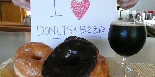 Beer & Donut Pairing!