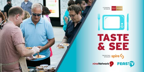 2019 Taste & See with Nine Network and Feast TV: Go South tickets