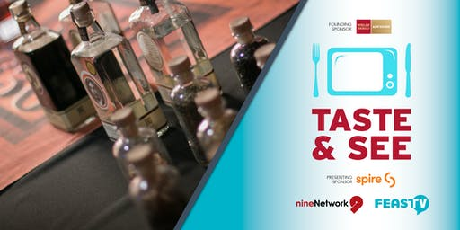 2019 Taste & See with Nine Network and Feast TV: Wild Game and Whiskey