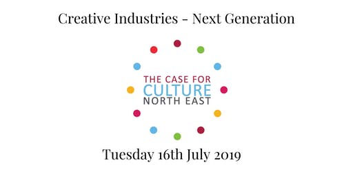 Creative Industries - Next Generation