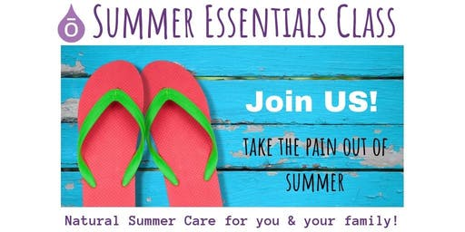 Summer Essentials Class