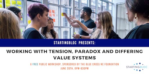 Working with Tension, Paradox, and Differing Value Systems