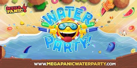 MegaPanic! Water Party! 2019 entradas