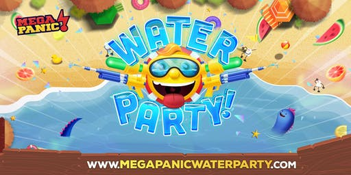 MegaPanic! Water Party! 2019