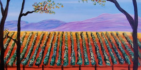 Napa Valley - Paint & Sip Experience tickets