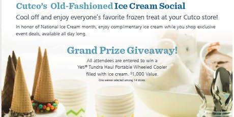Cutco's Old Fashioned Ice Cream Social tickets
