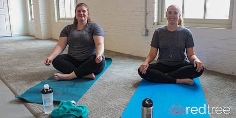 Yoga + Conversation: A Morning with RedTree tickets