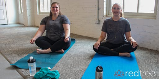 Yoga + Conversation: A Morning with RedTree