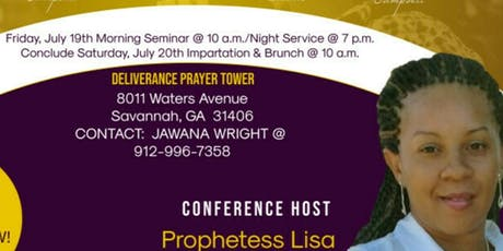Pursuing the Presence of Lord Prayer Conference  tickets