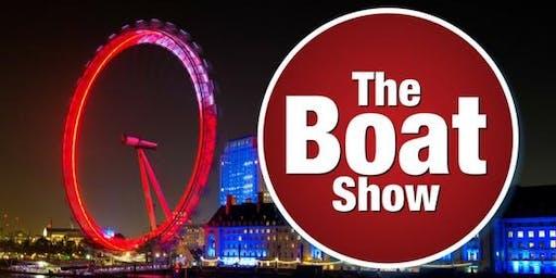 Saturday @ The Boat Show Comedy Club