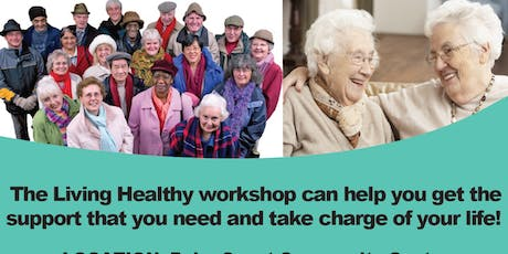 FREE Living Healthy Workshop: Green Cove Springs Senior Center  tickets