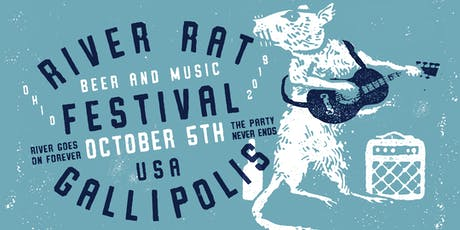 River Rat Beer and Music Festival 2019 tickets