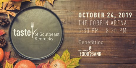 Taste of Southeast Kentucky tickets