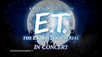 """""""E.T. The Extra-Terrestrial"""" With the Utah Symphony"""