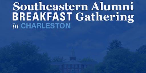 Charleston Alumni Breakfast Gathering