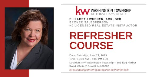 NJ Real Estate Exam Refresher Course