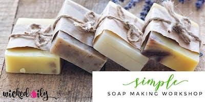 Simple Soap Making Workshop
