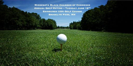 Minnesota Black Chamber of Commerce Annual Golf Outing