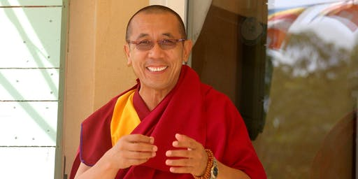 How to Meditate? Conference in North York with Tibetan Monk Lama Samten