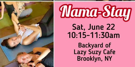 Nama-Stay tickets