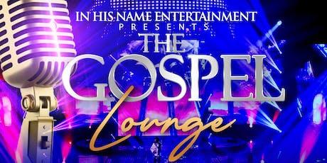 The Gospel Lounge tickets