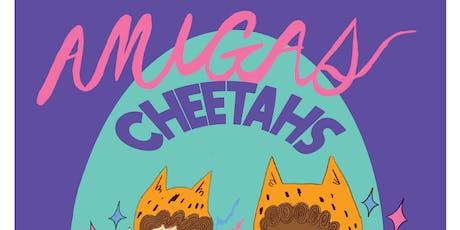 Amigas Cheetahs: A Comedy Showcase tickets