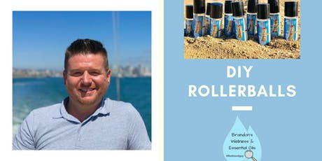 DIY Rollerballs with Essential Oils tickets