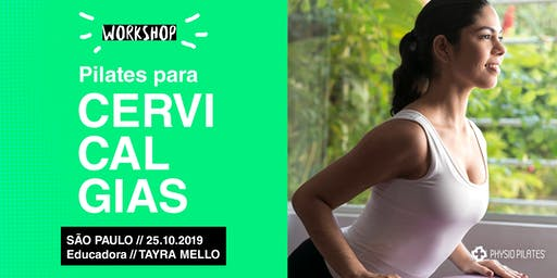 Workshop Pilates para Cervicalgias - Physio Pilates - São Paulo