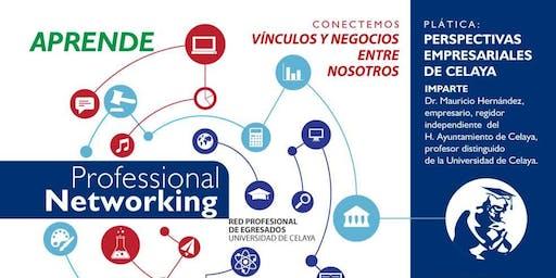 Perspectivas Empresariales de Celaya. Networking para Egresados Uni