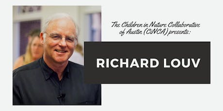 Special Evening with Author Richard Louv tickets