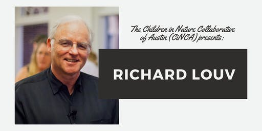 Special Evening with Author Richard Louv