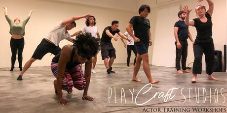 PlayCraft Studios Actor Training Workshops tickets
