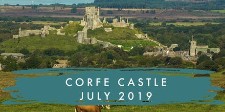 CORFE CASTLE AND OLD HARRY ROCKS | DORSET  tickets