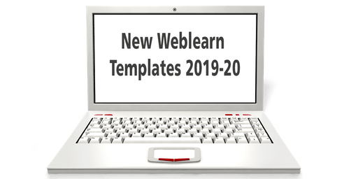 SCDM: New Weblearn templates