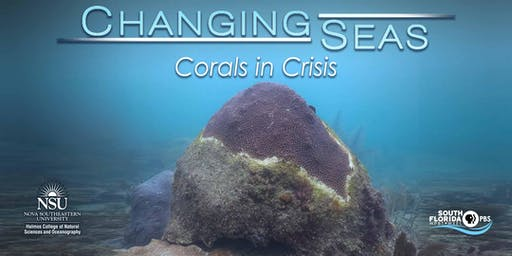 Premiere Screening of Corals in Crisis at NSU