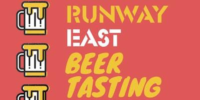 Runway East Beer Tasting