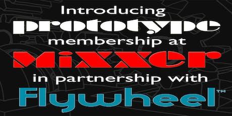 Flywheel/MIXXER Maker-Entrepreneur Info Session tickets