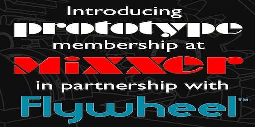 Flywheel/MIXXER Maker-Entrepreneur Info Session