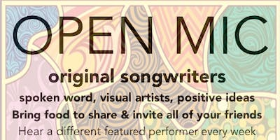 Open Mic Night! - Hosted by Steve Rodgers, featuring Frank Critelli