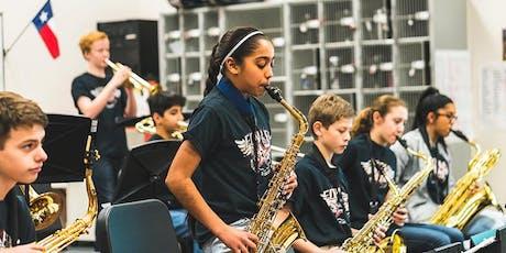 Beginner Jazz Band (Summer Program) tickets