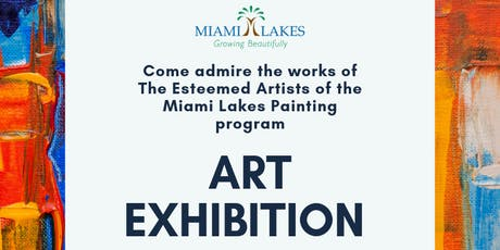 2019 Art Exhibition  tickets