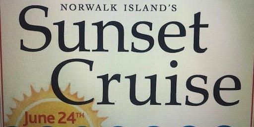 Norwalk Island's Sunset Cruise
