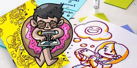 "Taller de creatividad y empatía: ""Think like a traveler"" entradas"
