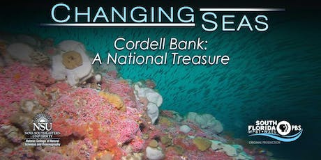 Screening of The Cordell Bank: A National Treasure tickets