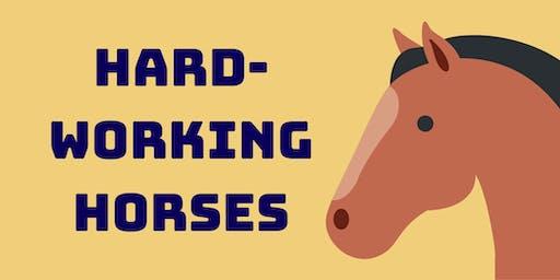 Hard-working Horses